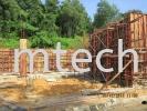 RC Basement Structure Construction