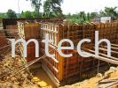 RC Basement Structure Construction