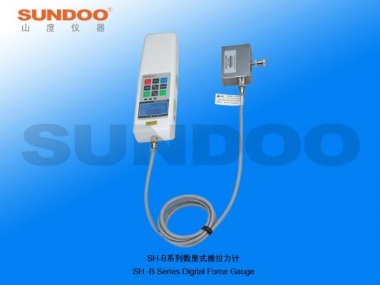 Sundoo - Digital Force Gauge - SH-B Digital Push Pull Force Gauge