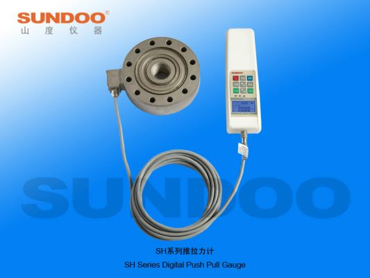 Sundoo - Digital Force Gauge - SH Digital Push Pull Force Gauge (Cycle Type Sensor)