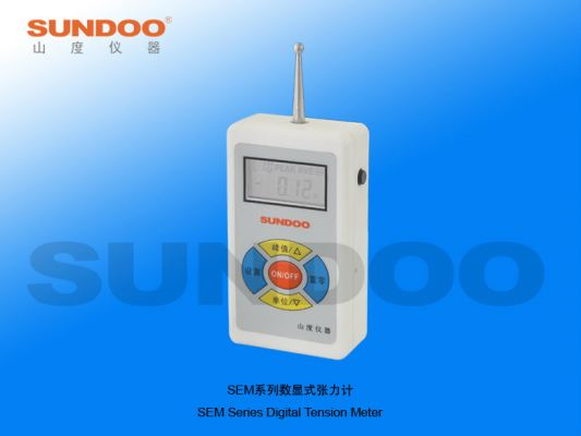 Sundoo - Tension Meter - SEM Digital Tension Meter