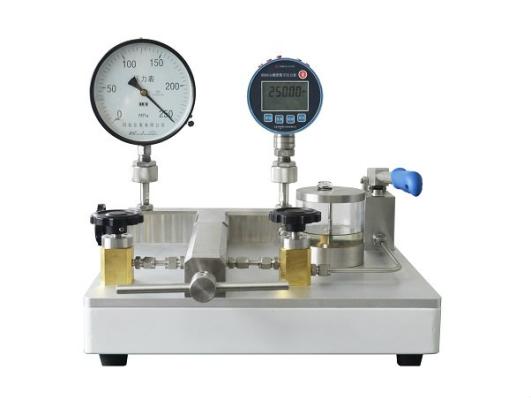 Sino - Pressure Calibrator - HS706 Hydraulic Comparator