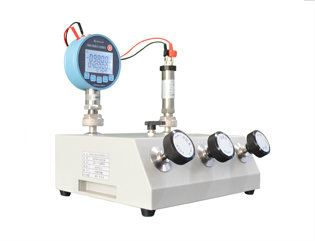 Sino - Electric Pressure Comparator - HS315 Electric Vacuum Comparator Pressure Calibrator Portable Inspection Gauges