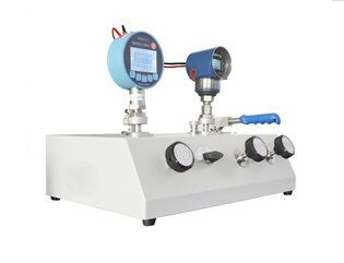 Sino - Electric Pressure Comparator - HS318 Electric Comparator (Oil) Pressure Calibrator Portable Inspection Gauges