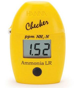 Ammonia Low, Medium and High Range HC HI700