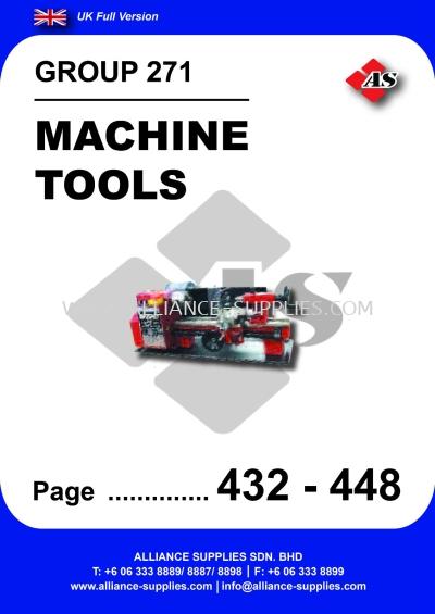 271 - Machine Tools