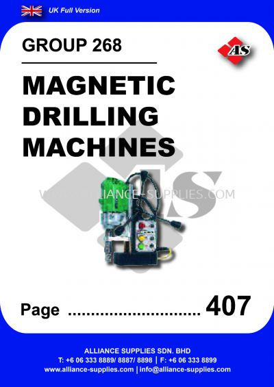 268 - Magnetic Drilling Machines