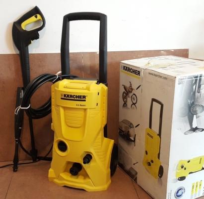 Karcher High Pressure Cleaner 120Bar 1.8KW K4.Basic ID008480