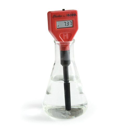 Checker pH Tester HI98103 Tester and Monitor  Water / Liquid Analysis