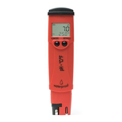 pH and Temperature Testers HI98127