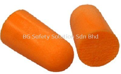 <3M> 1100/1110 Disposable Foam Earplugs