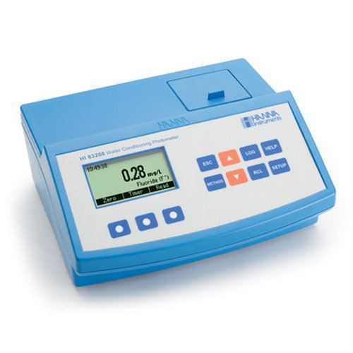 Multiparameter Photometer for Water Conditioning HI83208 Photometers  Water / Liquid Analysis