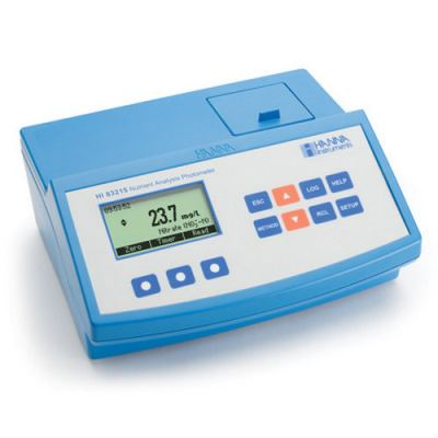 Nutrient Analysis Photometer HI83215
