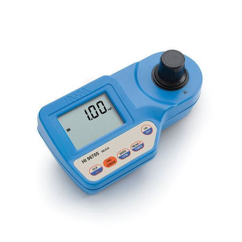 Silica Portable Photometers HI96705 Photometers  Water / Liquid Analysis