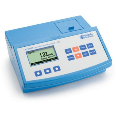 COD Meter and Multiparameter Photometer HI83099
