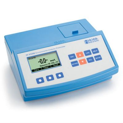 Multiparameter Photometer for Environmental Testing HI83206