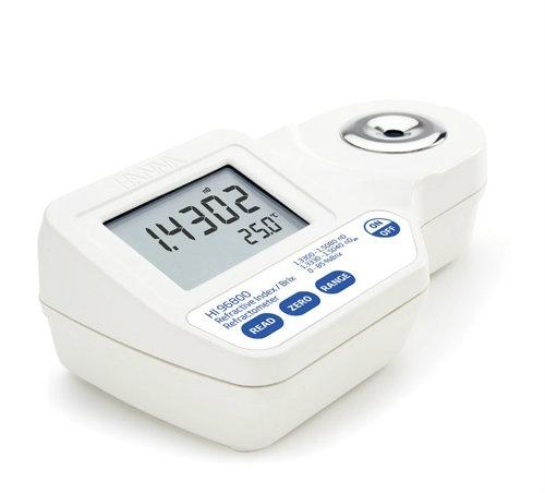 Digital Refractometers HI96800 Refractometers Water / Liquid Analysis