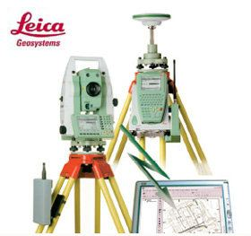 Leica Mobile Matrix GPS System Surveying Instruments