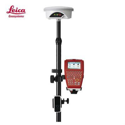 Leica GS09 GPS System Surveying Instruments