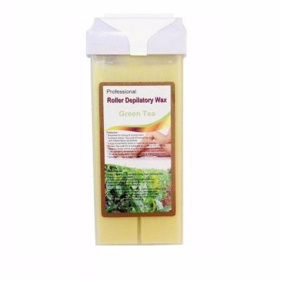 Roller Depilatory Wax (Green Tea)