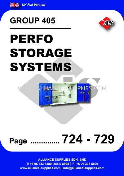 405 - Perfo Storage Systems