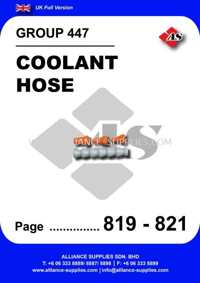 447 - Coolant Hose