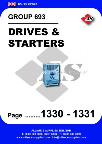 693 - Drives & Starters