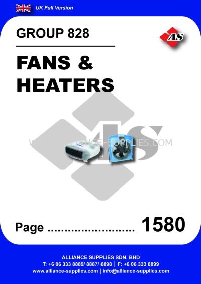 828 - Fans & Heaters