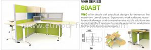 60ABT Open Plan Workstation Office System