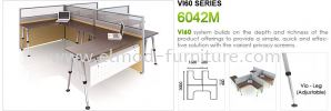 6042M Open Plan Workstation Office System