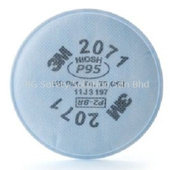 <3M> Round Particulate Filters 2000 Series