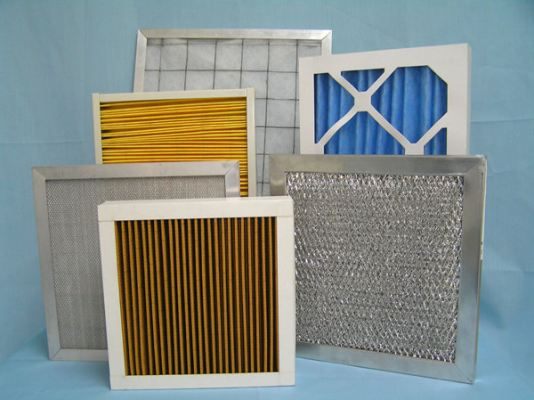 Panel & Grease Filter