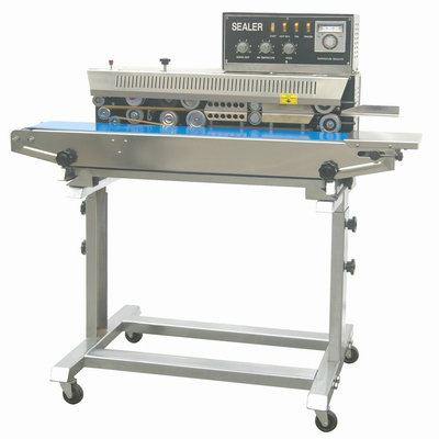 FRM-980III Solid Ink Coding Continuous Sealing Machine