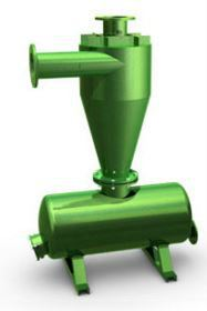 F1000 Hydrocylcone Sand Separator