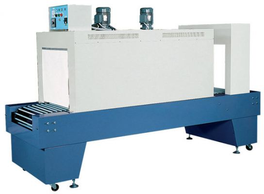 CN-6530E / CN-8540E PE Shrink Tunnel Machine