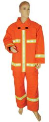 Firemsan Suit - Jacket & Treuser - EN469 Certified Fire Equipment