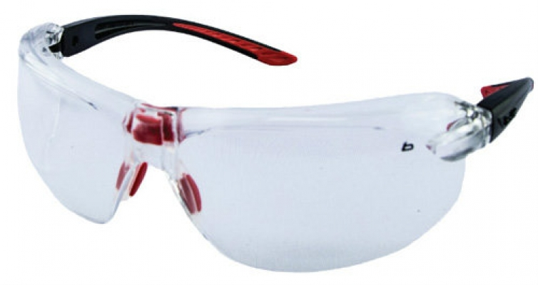 Bolle IRI-S Safety Clear Eyewear