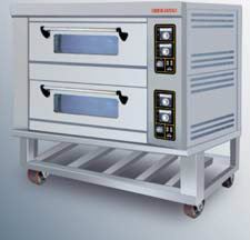 BJY-E12KW-2 Electrical Ovens Bakery Machinery