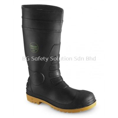 <PROGUARD> Safety Wellington Boots - Steel toe cap & Steel midsole
