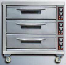 BJY-E25KW-3BD Electrical Ovens Bakery Machinery