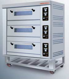 BJY-E18KW-3 Electrical Ovens Bakery Machinery