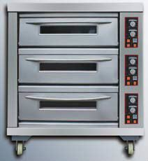 BJY-E20KW-3BD Electrical Ovens Bakery Machinery