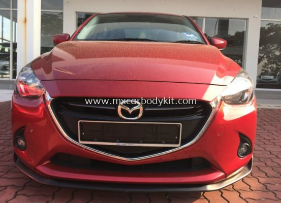 MAZDA 2 SEDAN 2015 SKYACTIV BODY KIT + SPOILER