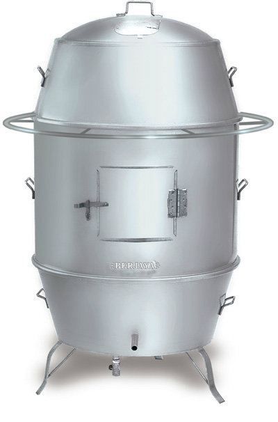 Stainless Steel Duck Roaster with Hanger Appolo Stove Gas Equipment