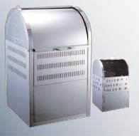 BJY-D-HFC Stainless Steel Ashtray Bins Stainless Steel Fabrication