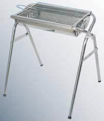 BJY-BBQ-645 Stainless Steel BBQ Stand Stainless Steel Fabrication