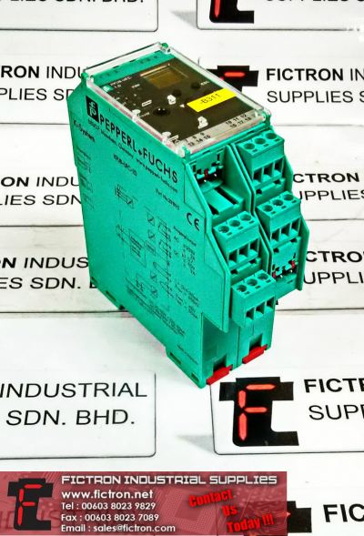 KFU8-UFC-1.D 231195 PEPPERL+FUCHS Frequency Converter with Trip Values Supply Malaysia Singapore Thailand Indonesia Philippines Vietnam Europe & USA
