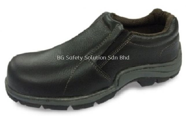 "<BODYGUARD> BG302 Smart series - 3"" Low Cut Slip-on Shoes"