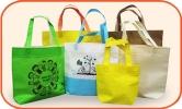 Standing Bag Bottom Non Woven Bags Custom Size