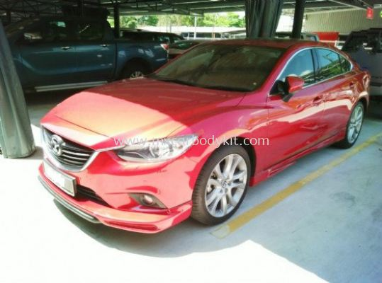 MAZDA 6 2014 SKYACTIV BODY KIT + SPOILER
